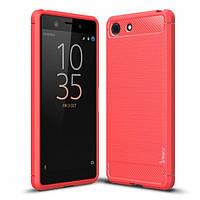 Чехол iPaky Slim Series для Sony Xperia XZ4 Compact (Красный)