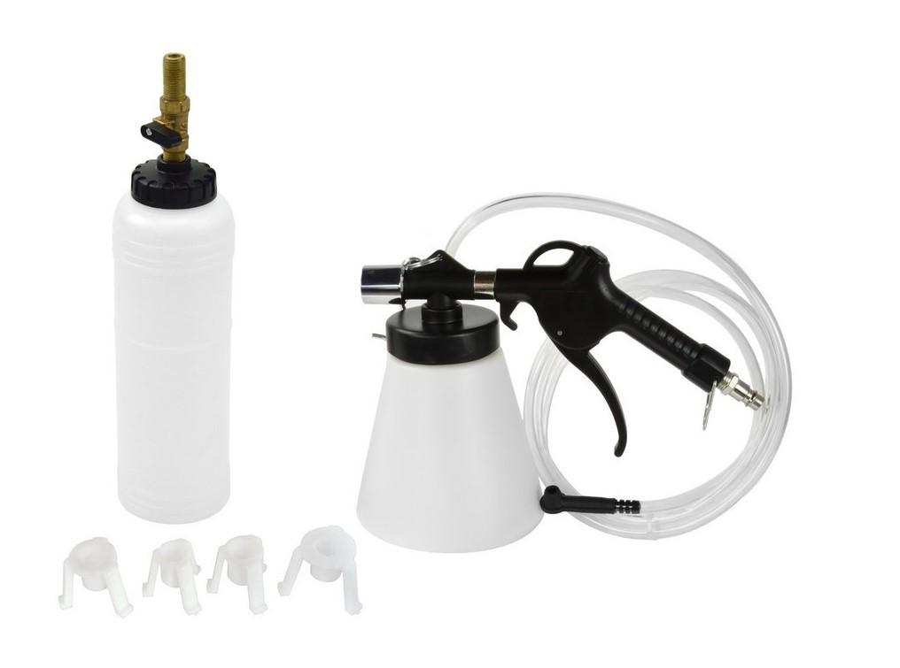 Набір для прокачування і заміни гальмівної рідини GEKO G02730