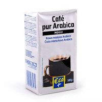 Кофе молотый Eco+ Cafe Pur Arabica Moulu 500 г