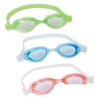 Детские очки для плавания BestWay 21045 (3 цвета, 3-6 лет)