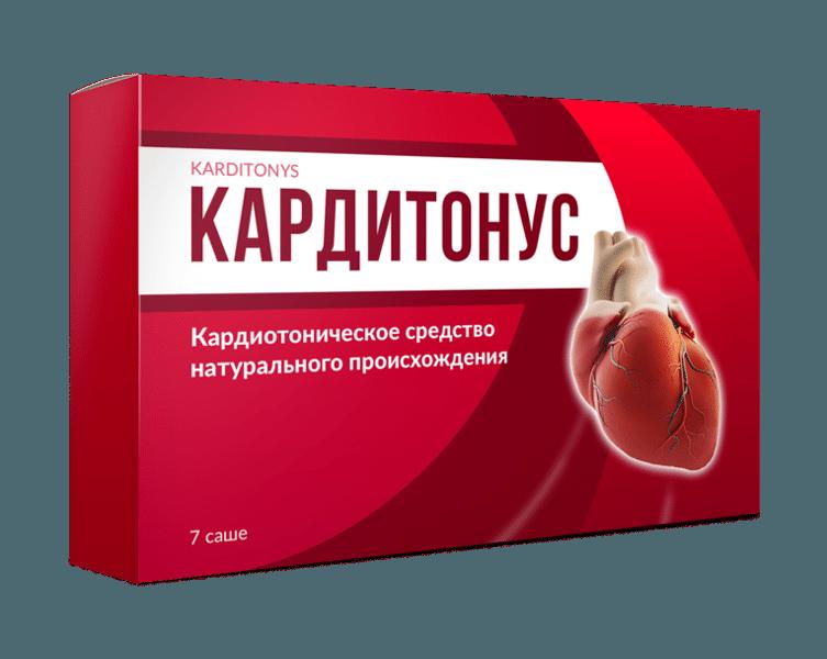 Кардитонус - Препарат для нормализации давления, фото 1