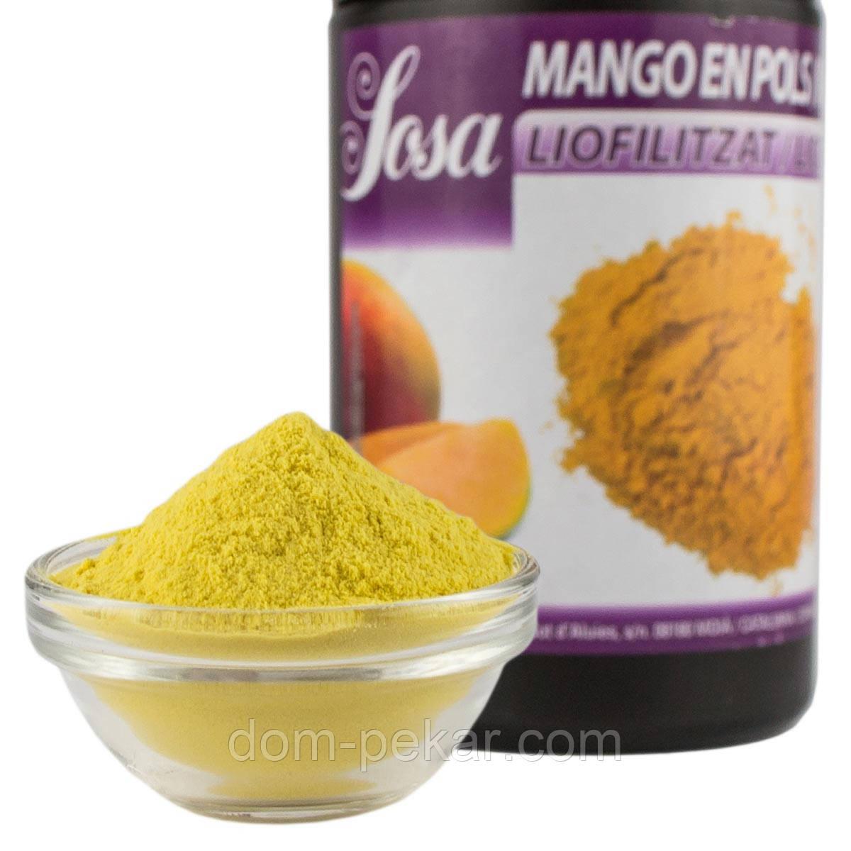 Манго сублимированный порошок Sosa (50 гр.)