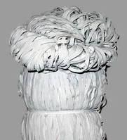 Резинка плоская п/э 8 мм белая
