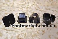 Нажимное крепление тепло-шумоизоляции капота много моделей Audi. ОЕМ: 1H586384901C, 1H5863849A, 1H5863849A01C, фото 1