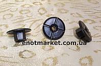 Пластиковая гайка (3 мм) универсальная Volkswagen много моделей. ОЕМ: A2019900050, 51711958025, 441955973B