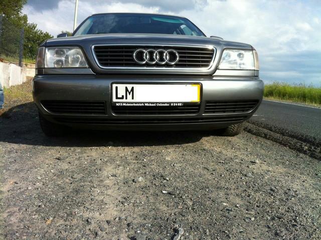 Audi A6\S6 C4 Quattro 2.8 AAH 95г. 280 т.км