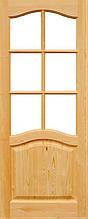 Дверное полотно Ривьера 2000х600 под стекло