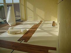 Подложка под ламинат EcoHeat 3мм