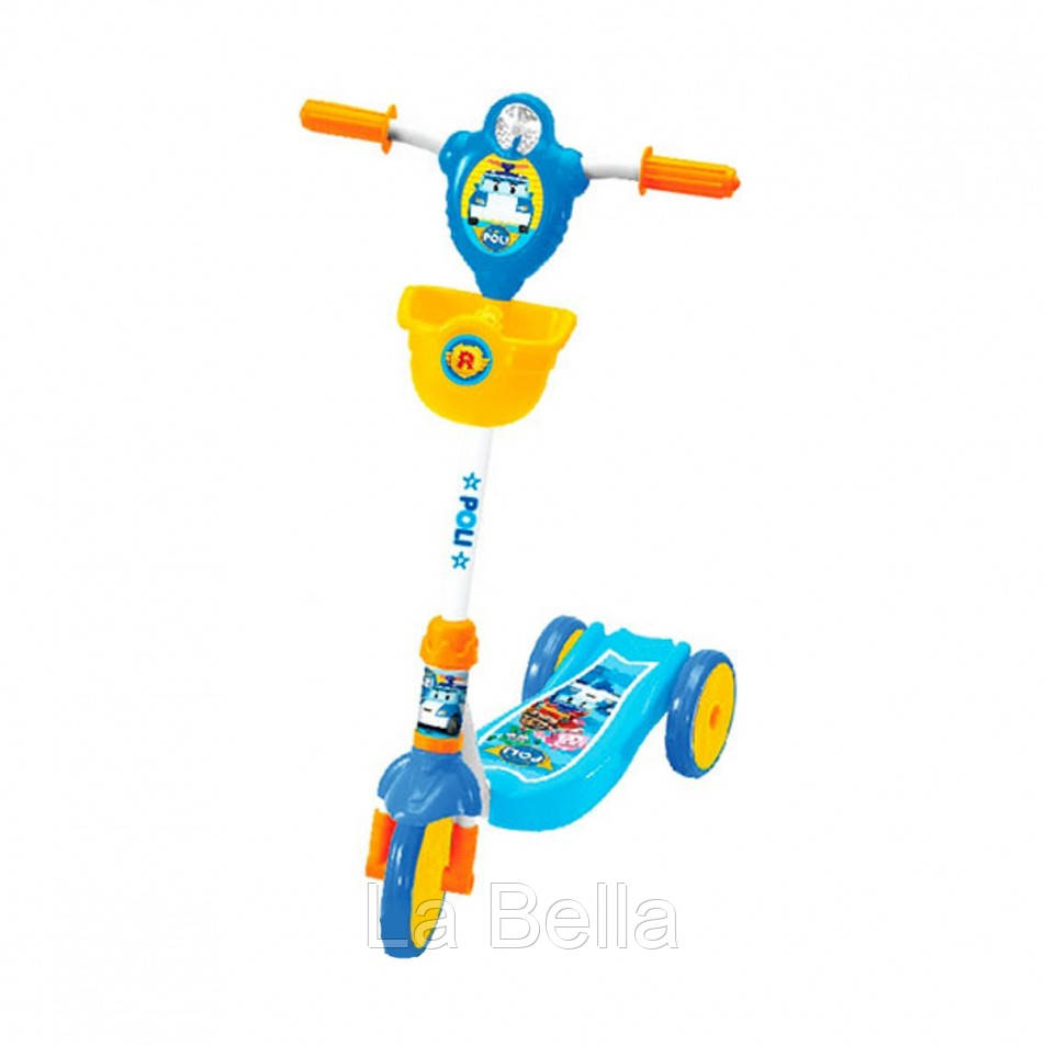 Самокат-скутер Poly