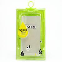 Прозрачный силиконовый чехол-накладка Oucase для Xiaomi Mi 9