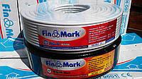 ТВ кабель Finmark RG-6 (100м)