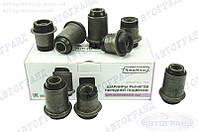 Сайлентблоки рычагов передней подвески 2121-21214, 2123 (к-кт 8 шт) ПТИМАШ