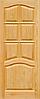 Дверное полотно Ривьера 2000х800х40 глухое