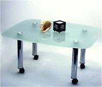 Журнальный стол Maxi Lt dx 1000/800 (1) матовый