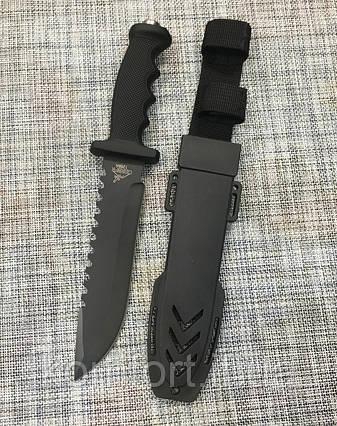 Тактический нож Gerber 1268А 32см c Чехлом, фото 2