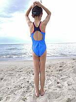 Купальник для плаванья в бассейне детский спортивный, фото 3