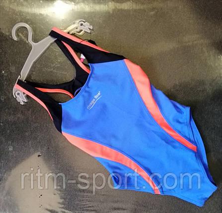 Купальник для плаванья в бассейне детский спортивный, фото 2