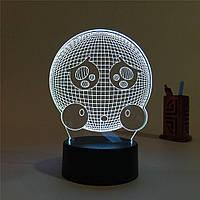 Сменная панель для 3D светильника 3D Lamp Емоджи (SP-3150), фото 1