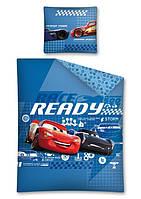 Комплект постельного белья Детский NR 1282 Detexpol 7313 Красный, Синий