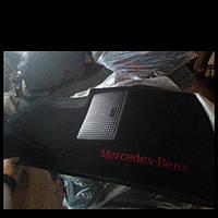 Ворсовые коврики в салон MERCEDES W 210