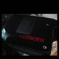 Ворсовые коврики в салон Citroen C3 Picasso с 2009г.