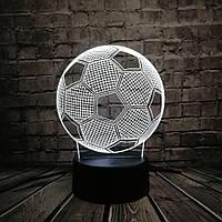 Сменная панель для 3D светильника 3D Lamp Футбольный Мяч (SP-3128), фото 1