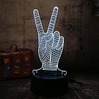 Сменная панель для 3D светильника 3D Lamp Виктори (SP-3092), фото 1