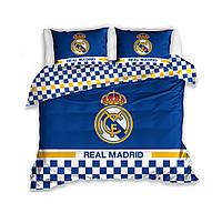 Комплект постельного белья Детский NR 1374 Carbotex 0504 Белый, Синий, Желтый