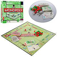 Настольная игра Монополия 27х27х5см Profi (6123 UA)