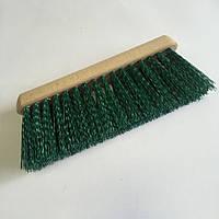 Щетка для уборки улиц 240х50, волнистая не жесткая щетина 80 мм 1.8