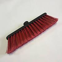 Щетка для уборки в помещении с пластиковой основой, умеренной густотой щетины в 5 ряд. 1.4-ЗП