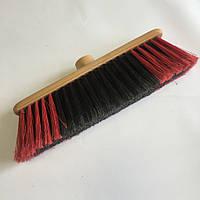 Щетка для уборки в помещении с пластиковой основой, умеренной густотой щетины в 6 ряд. 1.4-2п
