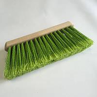 Щетка для уборки улиц 240х50, волнистая не жесткая распушенная щетина 80 мм 1.8-Р