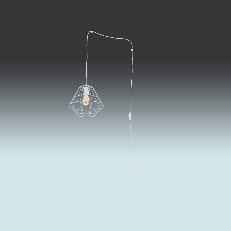Люстра подвесная TK Lighting 2200 DIAMOND WHITE