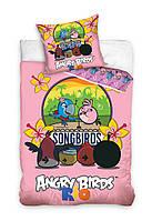 Комплект постельного белья Детский NR 916 Carbotex 5670 Розовый