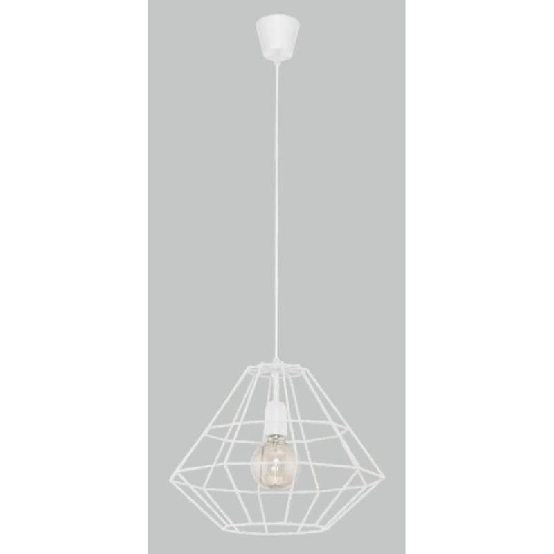 Люстра подвесная TK Lighting 1996 DIAMOND WHITE