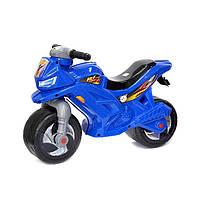 Мотоцикл-беговел ORION синий (501)