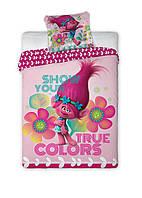 Комплект постельного белья Детский NR 996 Faro 4691 Розовый