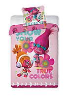 Комплект постельного белья Детский NR 999 Faro 4714 Розовый