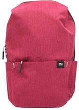 Рюкзак городской Mi Colorful Small Backpack 3004075, розовый, 10л