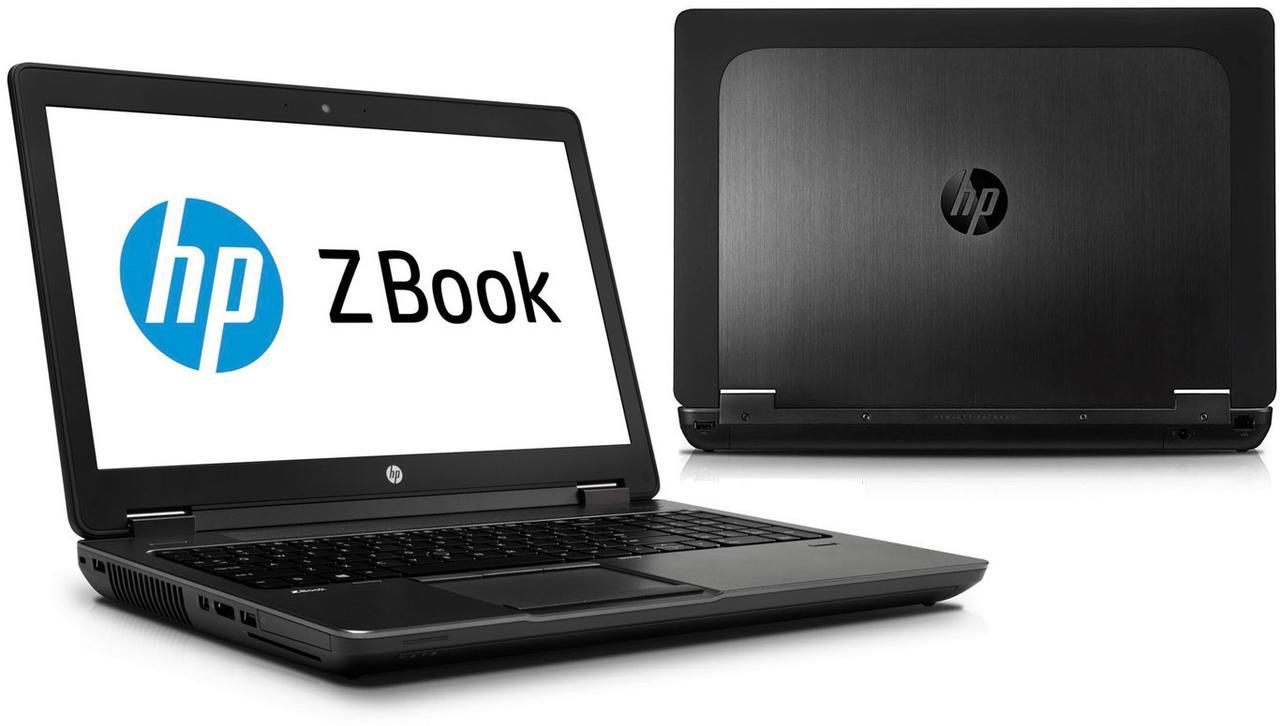 "Б/У Ноутбук / HP Zbook 17 G1 / 17.3""HD+ / i7 4800QM  / 16 RAM / 120 Gb SSD  / NVIDIA Quadro K610M 1GB"