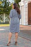 Нарядное женское платье ,ткань креп шифон,размеры:50,52,54,56., фото 2