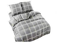 Комплект постельного белья NR 008 Oulaiya 4939 Серый