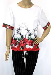 Нарядна літня блуза Lavizzion