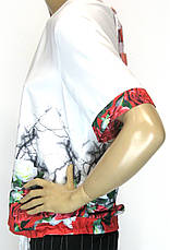 Нарядна літня блуза Lavizzion, фото 3