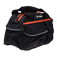Велосумка велосипедная сумка на багажник B Soul 15l
