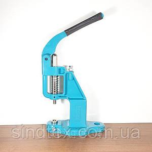 Пресс для установки швейной фурнитуры Presmak Бирюзовый