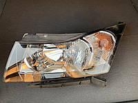 Фара левая Chevrolet Cruze