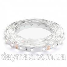 LED Стрічка світлодіодна (А-клас) 3528 60 діод./м 4.8 вт/м холодне світло (7000k-8000k) MOTOKO