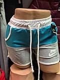 Трикотажные шорты с карманами., фото 8